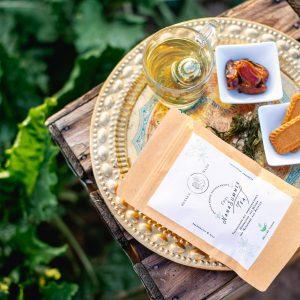 Cool Nana-Sommer Tee: CBD-haltig, Koffeinfrei, Frei von Gerbstoffen und keine Zusätze